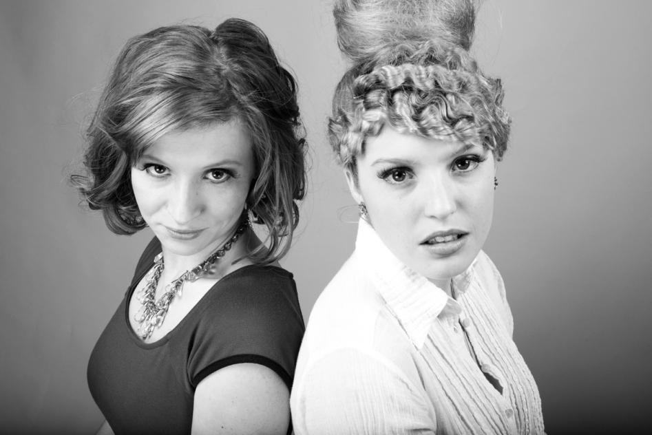 Cassidy & Lindsay 1 BW